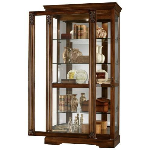 Howard Miller Andreus Curio Cabinet 680479