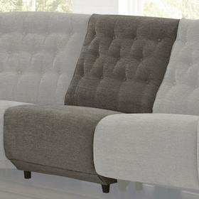CHELSEA - WILLOW BROWN Power Armless Recliner