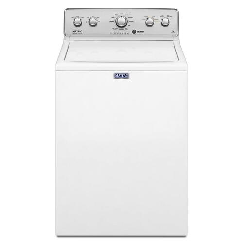 Top Load Washer with the Deep Water Wash Option and PowerWash® Cycle - 4.2 cu. ft. White