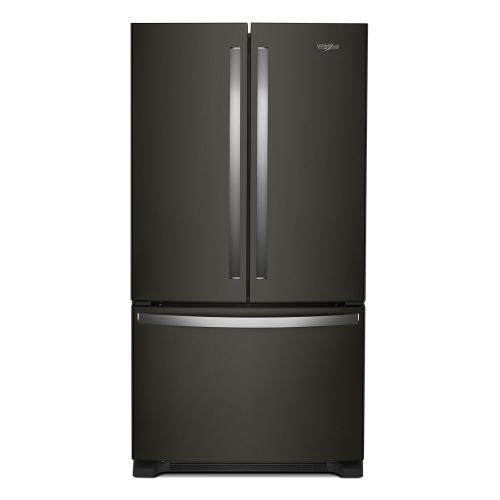 Whirlpool Canada - 36-inch Wide Counter Depth French Door Refrigerator - 20 cu. ft.