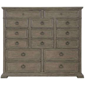 Canyon Ridge Drawer Chest in Desert Taupe (397)