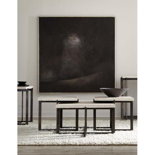 Bernhardt - Hathaway Metal Bunching Cocktail Table