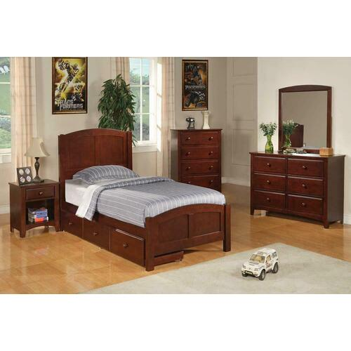 Coaster - Parker Twin Panel Bed