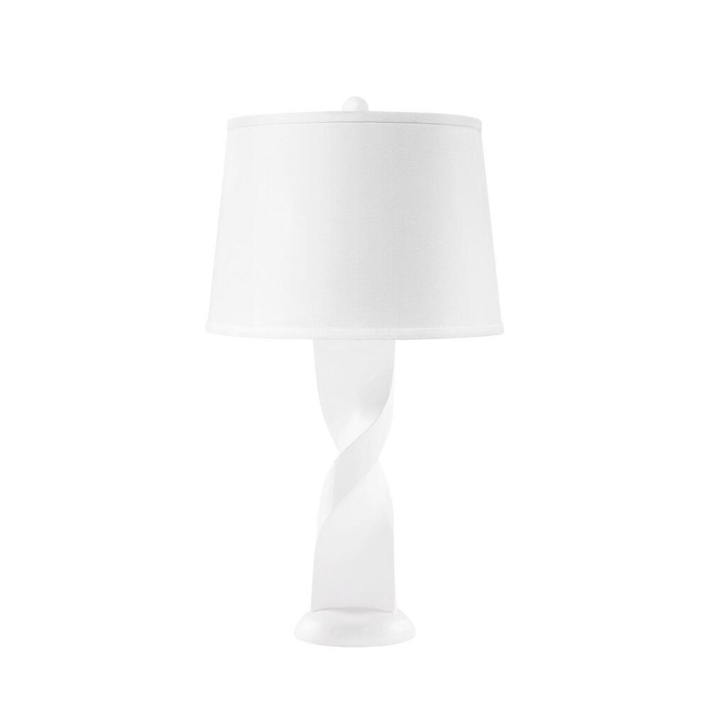 Charter Lamp, White