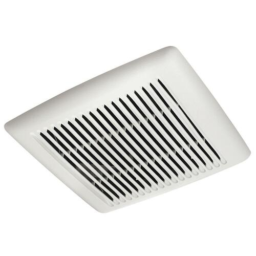 Flex Series 110 CFM Ceiling Roomside Installation Bathroom Exhaust Fan, ENERGY STAR*