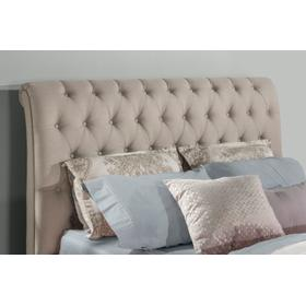 Napleton King/cal King Headboard - Dove Gray