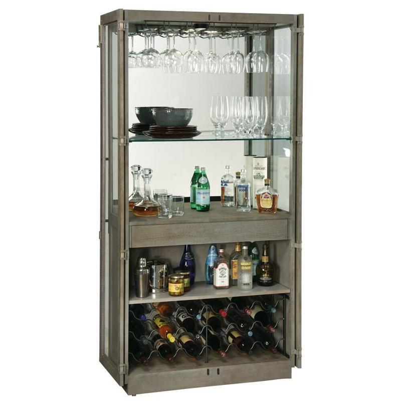 690-036 Chaperone Wine & Bar Cabinet