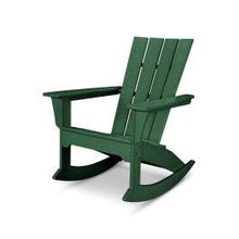 View Product - Quattro Adirondack Rocking Chair in Green