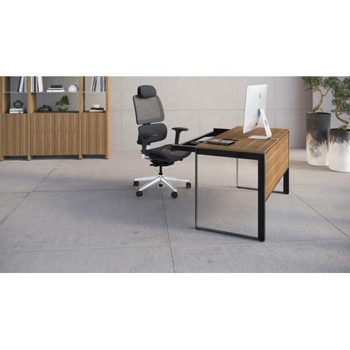 BDI Furniture - Linea 6221 Desk in Natural Walnut