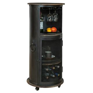 695-256 Half Pint Wine & Bar Cabinet