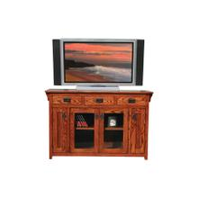 "O-M231 Mission Oak 56"" TV Console"