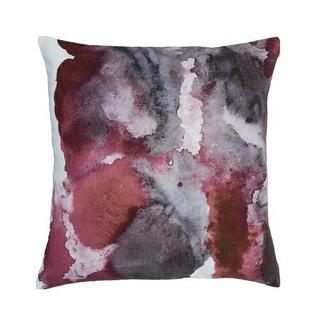 See Details - Delta Pillow Cover Wine
