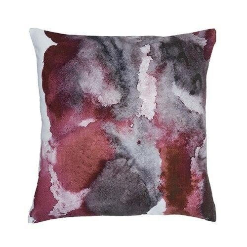 Delta Pillow Cover Wine