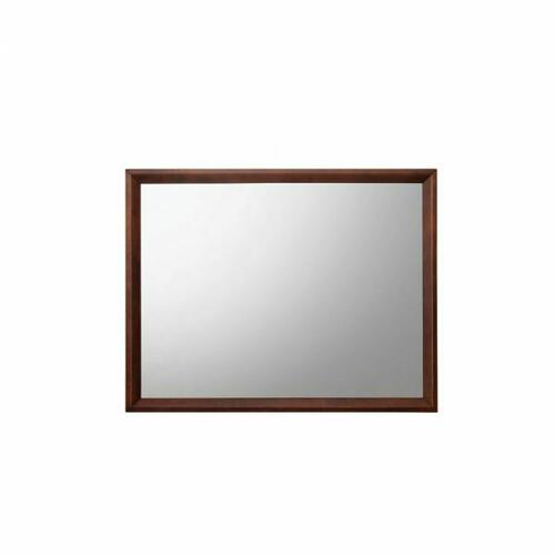 ACME Ilana Mirror - 20404 - Brown Cherry