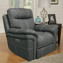 See Details - MASON - CHARCOAL Power Recliner