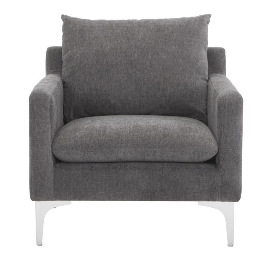 Paris Armchair Anthracite