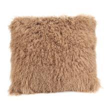 See Details - Lamb Fur Pillow Large Natural