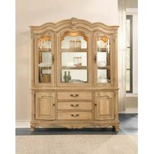 ACME Teagan Hutch & Buffet, Oak - 63094