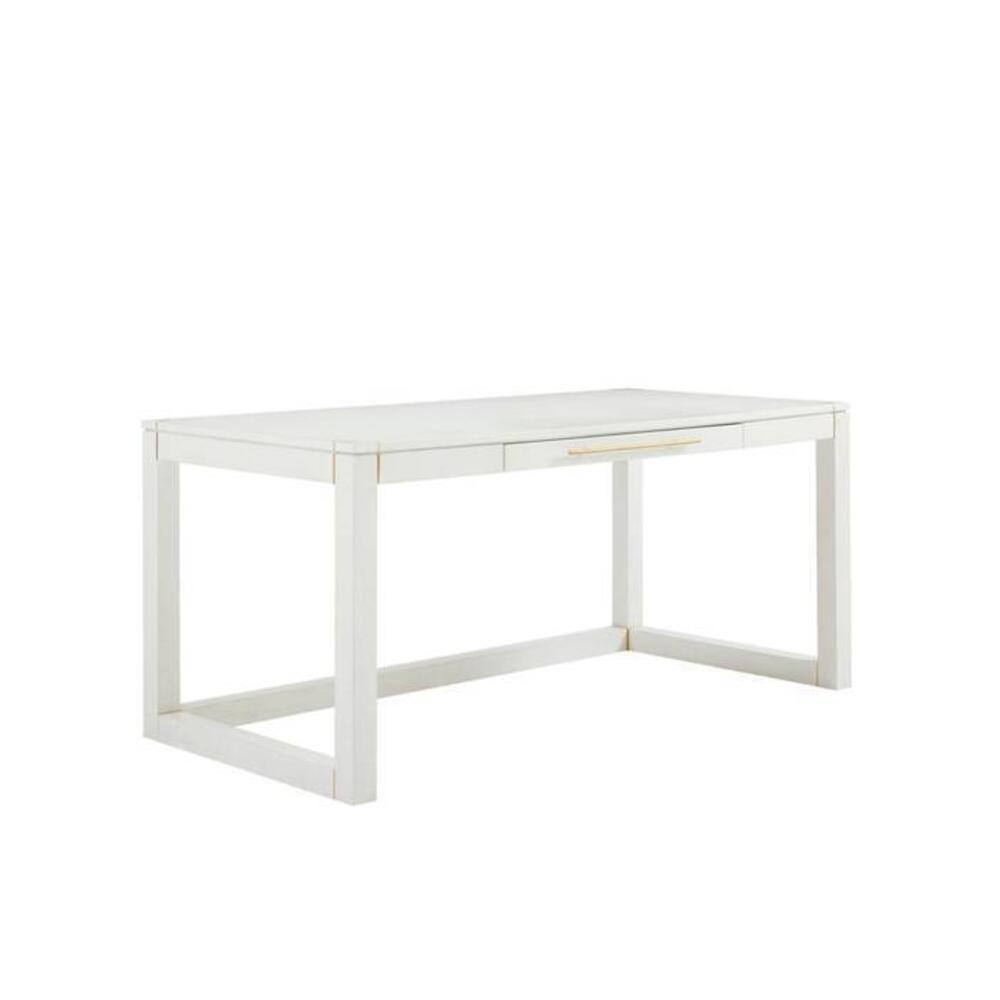 Panavista Archetype Writing Table - Alabaster