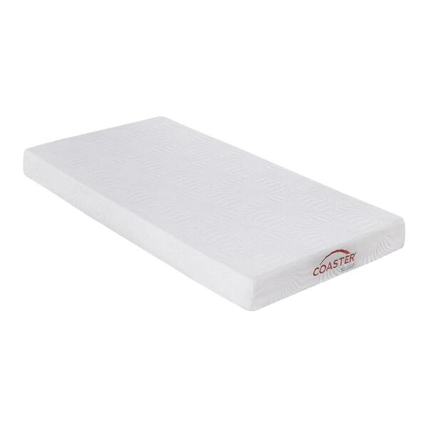 See Details - Joseph White 6-inch Twin XL Memory Foam Mattress