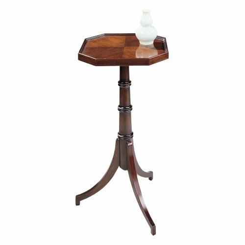 560100095 Octagonal Accent Table