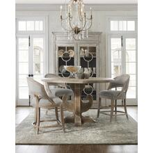 View Product - Boheme Ascension 60in Wood Round Dining Table
