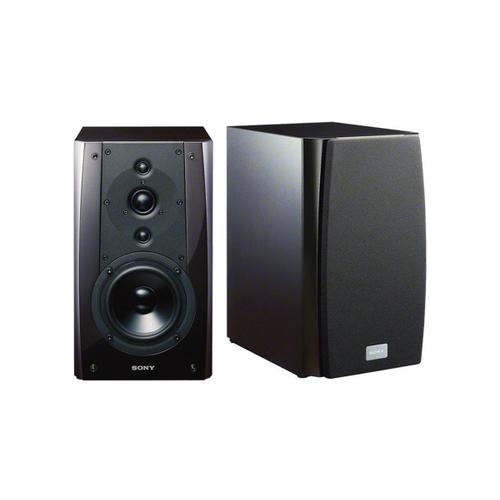 Sony - Stereo Bookshelf Speaker