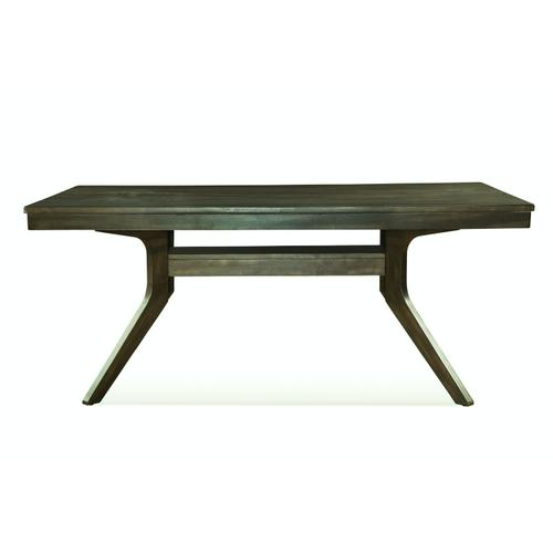 Gallery - 40'' x 72'' Dining Table in Pewter