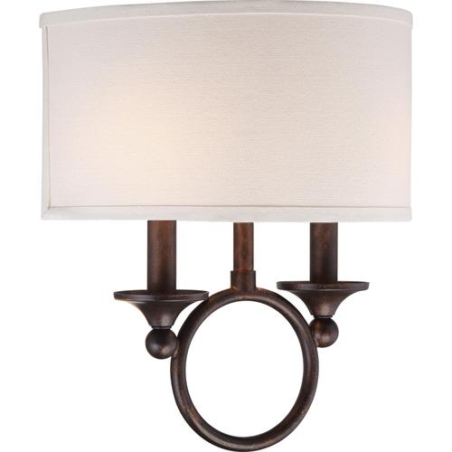 Quoizel - Adams Wall Sconce in Leathered Bronze
