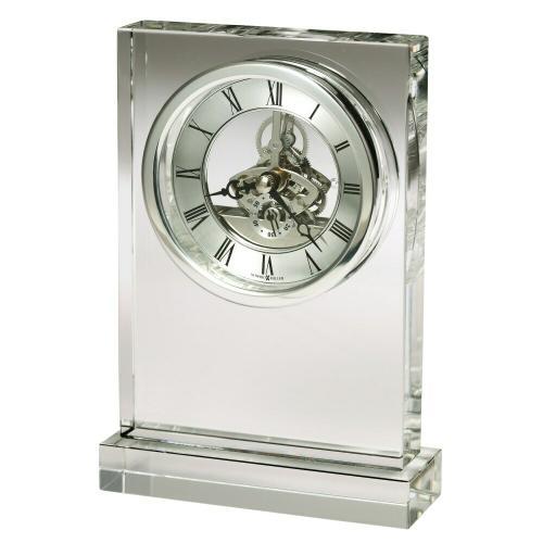 Howard Miller - Howard Miller Brighton Crystal Table Clock 645808