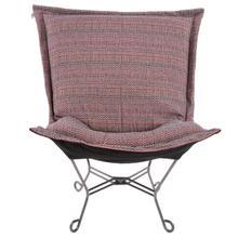 See Details - Scroll Puff Chair Alton Berry