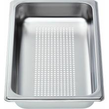"""See Details - Perforated cooking pan - half size, 1 5/8"""" deep"""