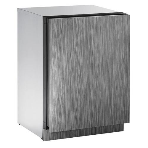 """24"""" Dual-zone Wine Refrigerator With Integrated Solid Finish (230 V/50 Hz Volts /50 Hz Hz)"""