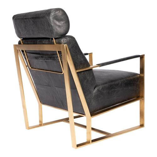 Moe's Home Collection - Paradiso Chair Black