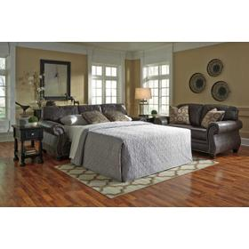See Details - Breville Queen Sofa Sleeper Charcoal