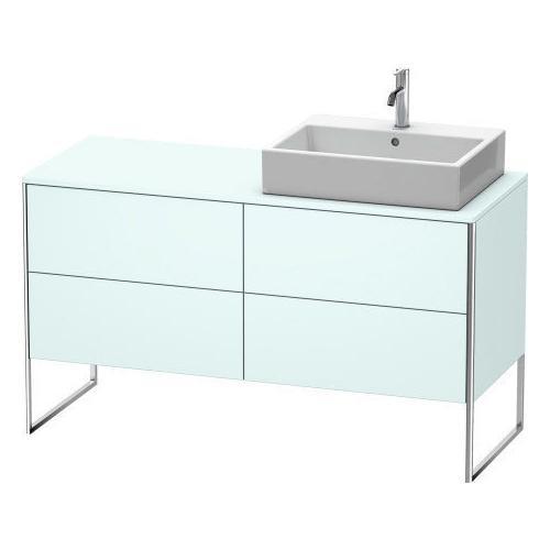 Product Image - Vanity Unit For Console Floorstanding, Light Blue Matte (decor)