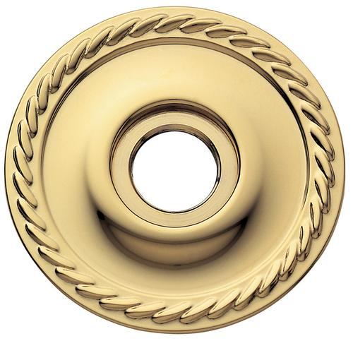 Lifetime Polished Brass 5004 Estate Rose