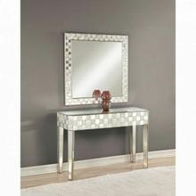 ACME Nasa Console Table - 90244 - Mirrored
