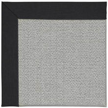 Inspire-Silver Rave Black Machine Tufted Rugs