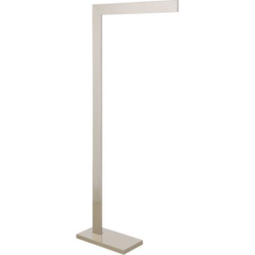 AERIN Lecce 46 inch 25 watt Polished Nickel Pharmacy Floor Lamp Portable Light