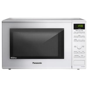 PANASONIC1.2 Cu. Ft. Countertop Microwave Oven with Inverter Technology - White - NN-SD654W