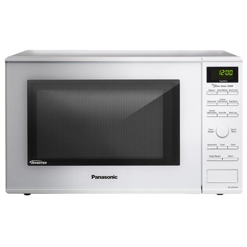 1.2 Cu. Ft. Countertop Microwave Oven with Inverter Technology - White - NN-SD654W