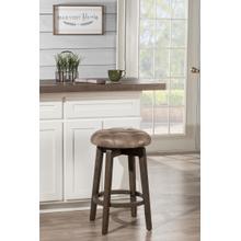 See Details - Odette Backless Swivel Counter Stool