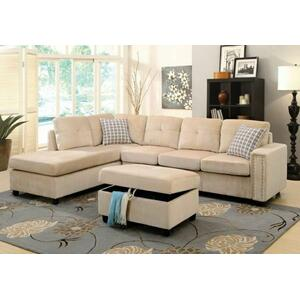 Acme Furniture Inc - Belville Sectional Sofa