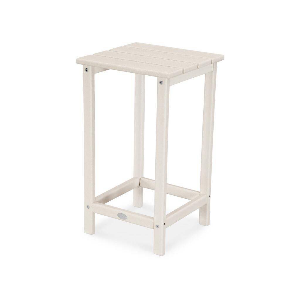 "Sand Long Island 26"" Counter Side Table"