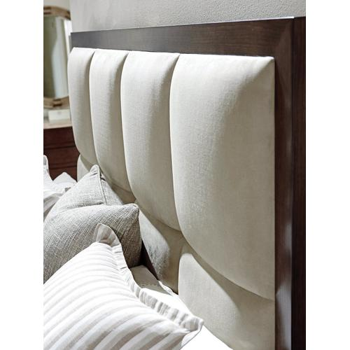 Casa Del Mar Upholstered Headboard King Headboard