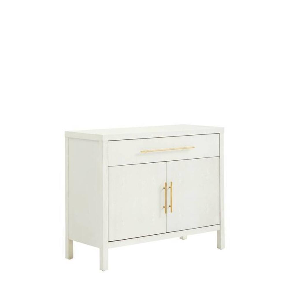 Panavista Archetype Bachelor's Cabinet - Pearl