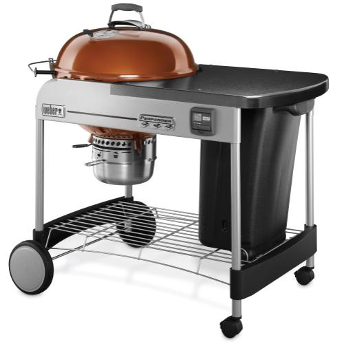 Gallery - PERFORMER® PREMIUM CHARCOAL GRILL - 22 INCH COPPER