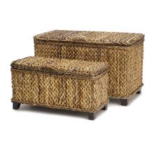 Maui Set of 2 Trunks Rectangular