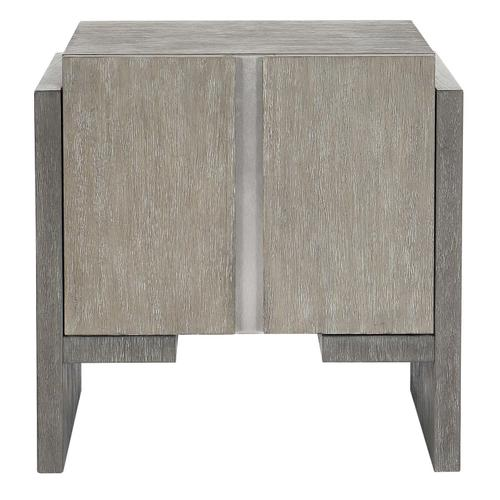 Foundations Side Table in Light Shale (306)